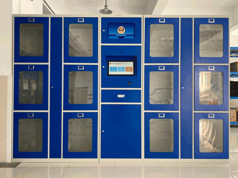 智能单警装备柜(图1)